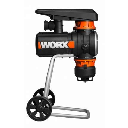 Электрический садовый измельчитель WORX WG401E