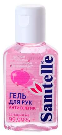 Гель для рук Sanitelle Антисептический с витамином Е и маслом макадамии 50 мл