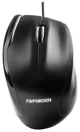 Проводная мышка Гарнизон GM-205 Black