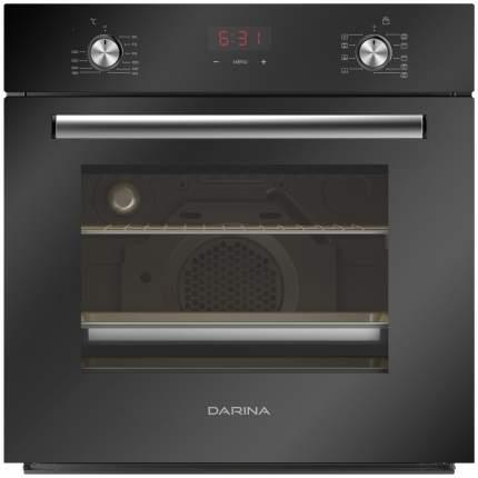 Встраиваемый электрический духовой шкаф Darina 2V5 BDE 112 708 Black