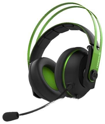 Игровые наушники ASUS Cerberus V2 Green/Black