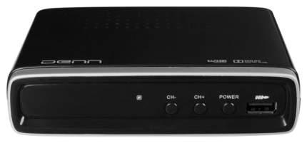 DVB-T2 приставка Denn DDT202 DolbyDigital Black