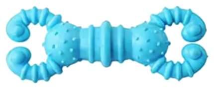 Игрушка для собак HOMEPET Гантелька crabs TPR 12,7см