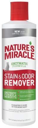Нейтрализатор органических пятен и запаха 8in1 Nature's Miracle P-96973