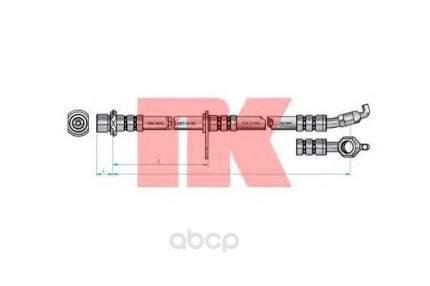 Шланг тормозной системы Nk 8545140 передний левый
