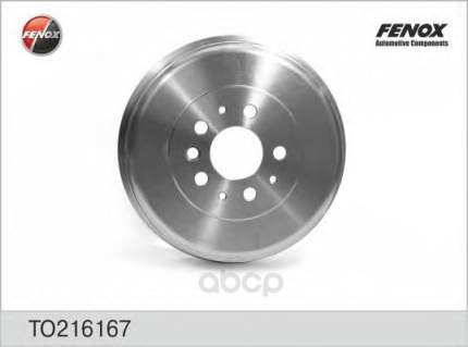 Барабан тормозной FENOX TO216167