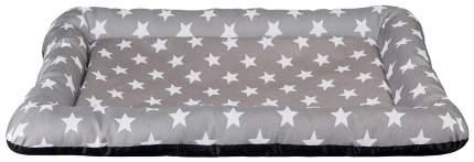 Лежанка для животных Trixie Stars размер 100х70 см, темно-серый