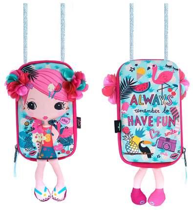 Сумочка-куколка Okiedog Tiny Treasures Цветочек