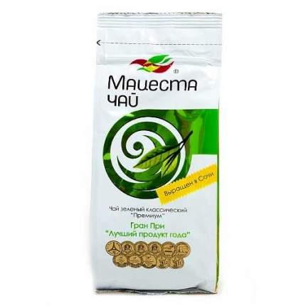 Чай  Мацеста премиум  зеленый клиссический 100 г