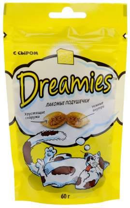Лакомство для кошек Dreamies с сыром 60 г