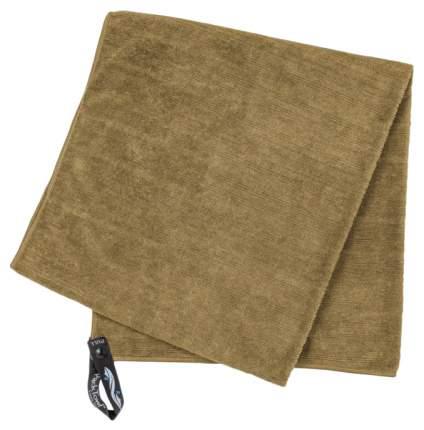 Пляжное полотенце PackTowl Luxe L коричневый