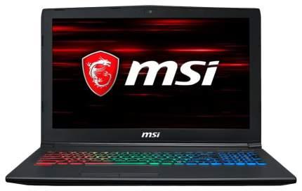 Ноутбук игровой MSI GF62 8RD-266RU 9S7-16JF22-266