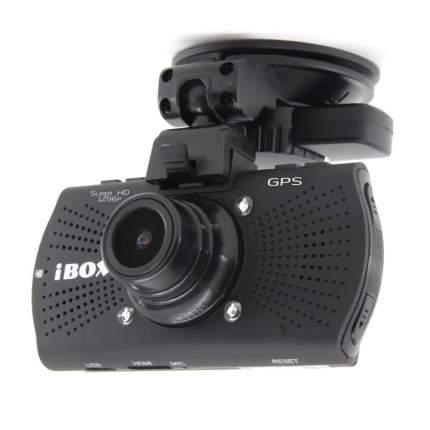 Видеорегистратор iBox Combo GTS со встроенным радар-детектором, с GPS информатором