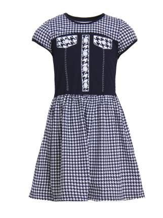 Платье детское Ивашка синее р. 116