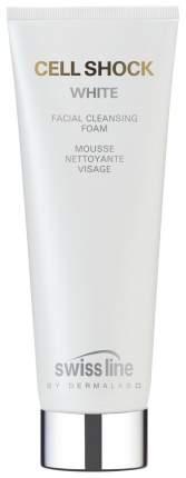 Мусс для лица Swiss Line Cell Shock White Facial Cleansing Foam 160 мл