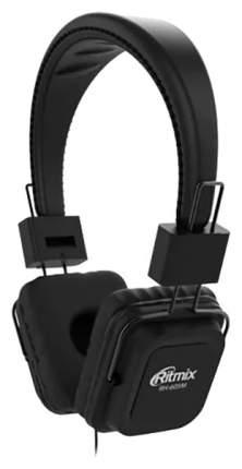 Наушники Ritmix RH-605M Black