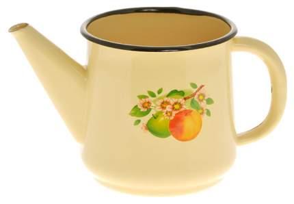 Чайник для плиты СТАЛЬЭМАЛЬ 1С202с 1 л