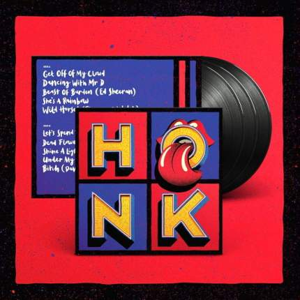 Виниловая пластинка The Rolling Stones Honk (3LP)