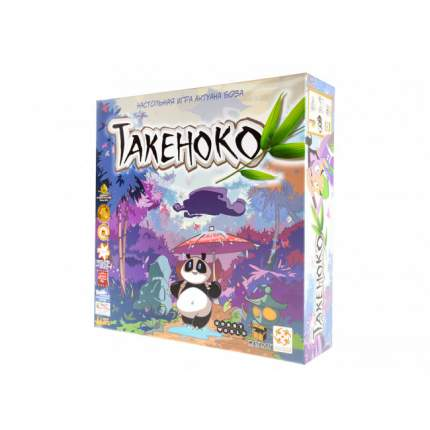 Настольная игра Стиль Жизни Такеноко Takenoko