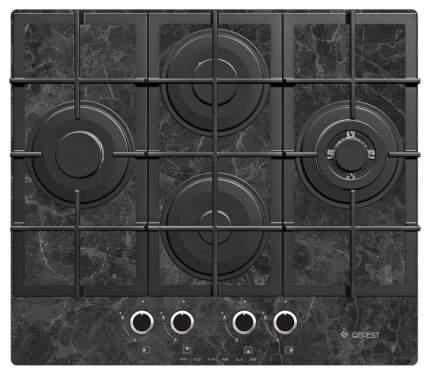 Встраиваемая варочная панель газовая GEFEST ПВГ 2231-01 К53 Black