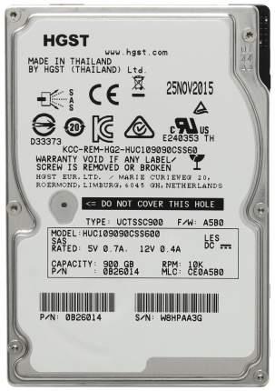 Внутренний жесткий диск HGST Ultrastar C10K900 900GB (HUC109090CSS600)