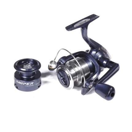 Рыболовная катушка безынерционная Salmo Sniper Micro 3 1000FD