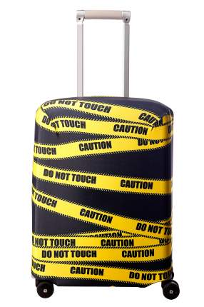 Чехол для чемодана Routemark Даже не щупать S SP180 черный