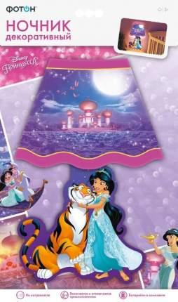Ночник декоративный disney принцесса жасмин фотон 22970