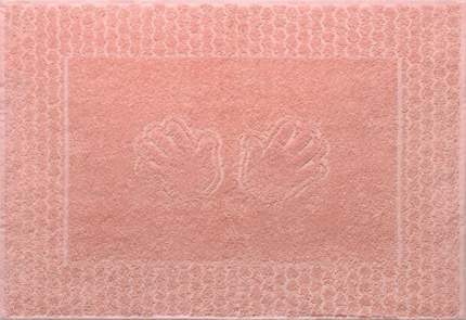 "Полотенце махровое ""Ручки"" (кремовое) 48х70"