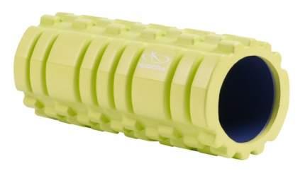Ролик для йоги и пилатеса Hudora 76742, желтый