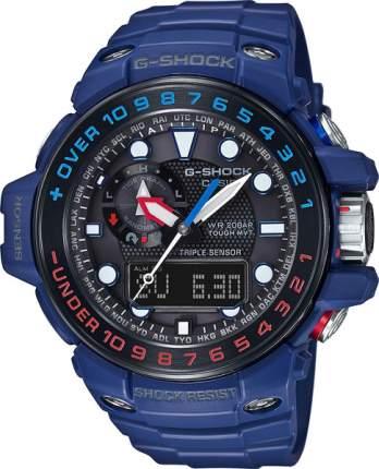 Японские наручные часы Casio G-Shock GWN-1000H-2A с хронографом