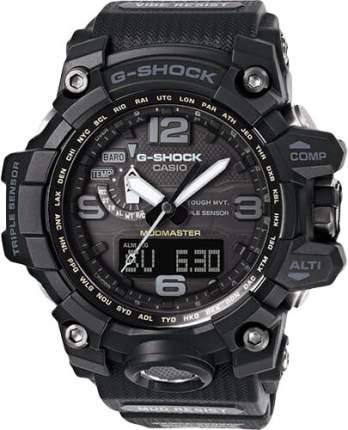 Японские наручные часы Casio G-Shock GWG-1000-1A1 с хронографом