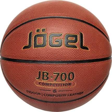 Баскетбольный мяч Jogel JB-700 №6 brown