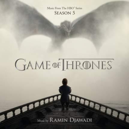 Soundtrack Ramin Djawadi: Game Of Thrones, Season 5 (RU)(CD)