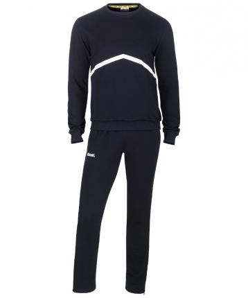 Спортивный костюм Jogel JCS-4201-061, черный/белый, S INT