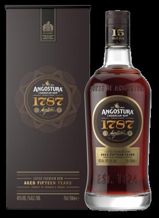 Ром Angostura 1787