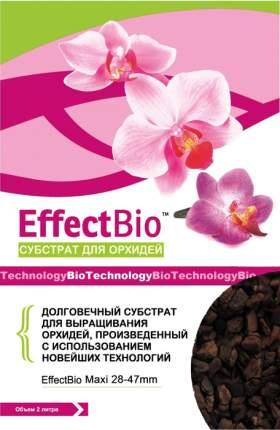 Субстрат для орхидей EffectBio Original Maxi 28-47mm 2 л
