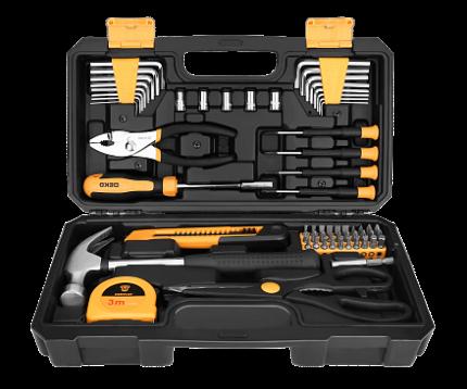 Набор инструментов для автомобиля DEKO DKMT62 065-0213