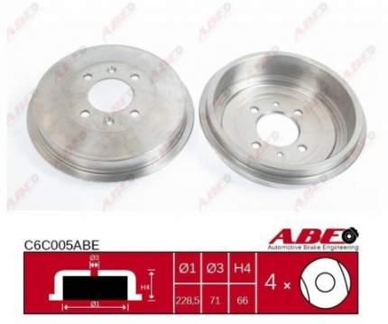 Тормозной барабан ABE C6C005ABE