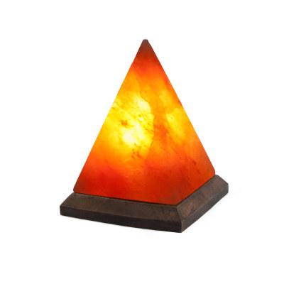 Соляная лампа Пирамида малая