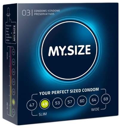 Презервативы My.Size р. 57 3 шт.