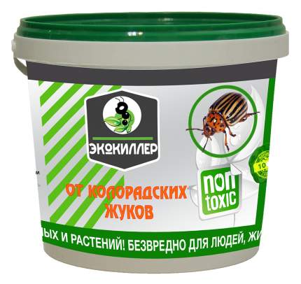 Инсектицидное средство ЭКОКИЛЛЕР от Колорадского жука 1 л Квант