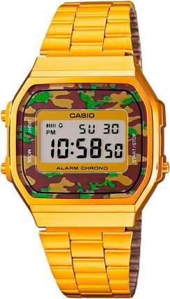 Наручные часы электронные мужские Casio Collection A-168WEGC-3E