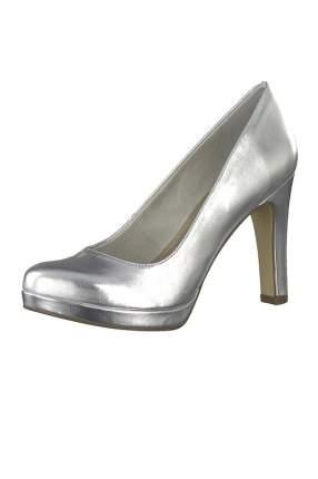 Туфли женские Tamaris 1-1-22426-22-941/271 серебристые 40