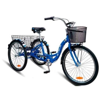 """Велосипед Stels Energy III 26 V030 2018 16"""" синий"""