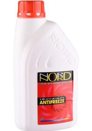 Красный антифриз NORD, 1 кг
