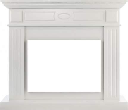 Деревянный портал для камина Electrolux Bianco 26/30 Белый