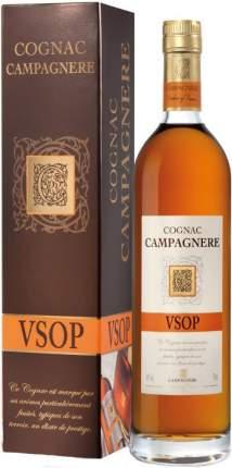 Коньяк Campagnere VSOP gift box 0.7 л