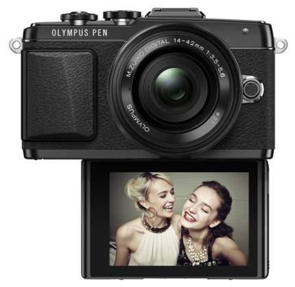 Фотоаппарат системный Olympus Pen E-PL7 Kit Black