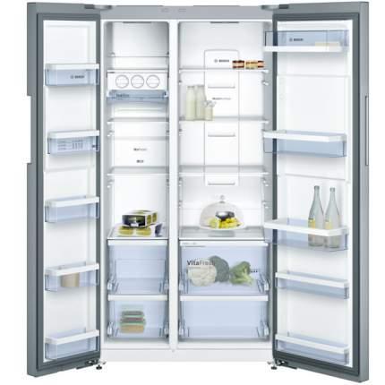 Холодильник Bosch KAN92VI25R Silver